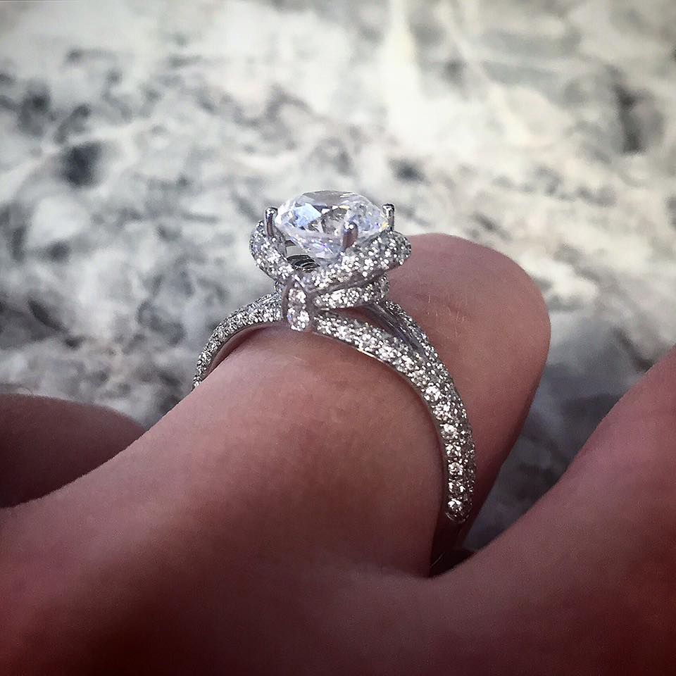How does shape affect the cost of a diamond