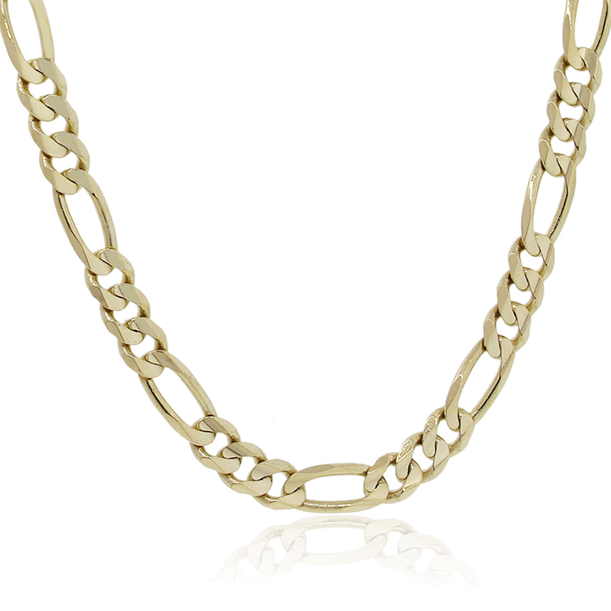 14k Yellow Gold Figaro Link 20 Quot Chain Necklace