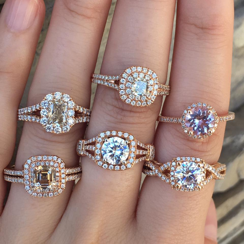 Rose Gold Engagement Rings Is The Trend Here to Stay Raymond