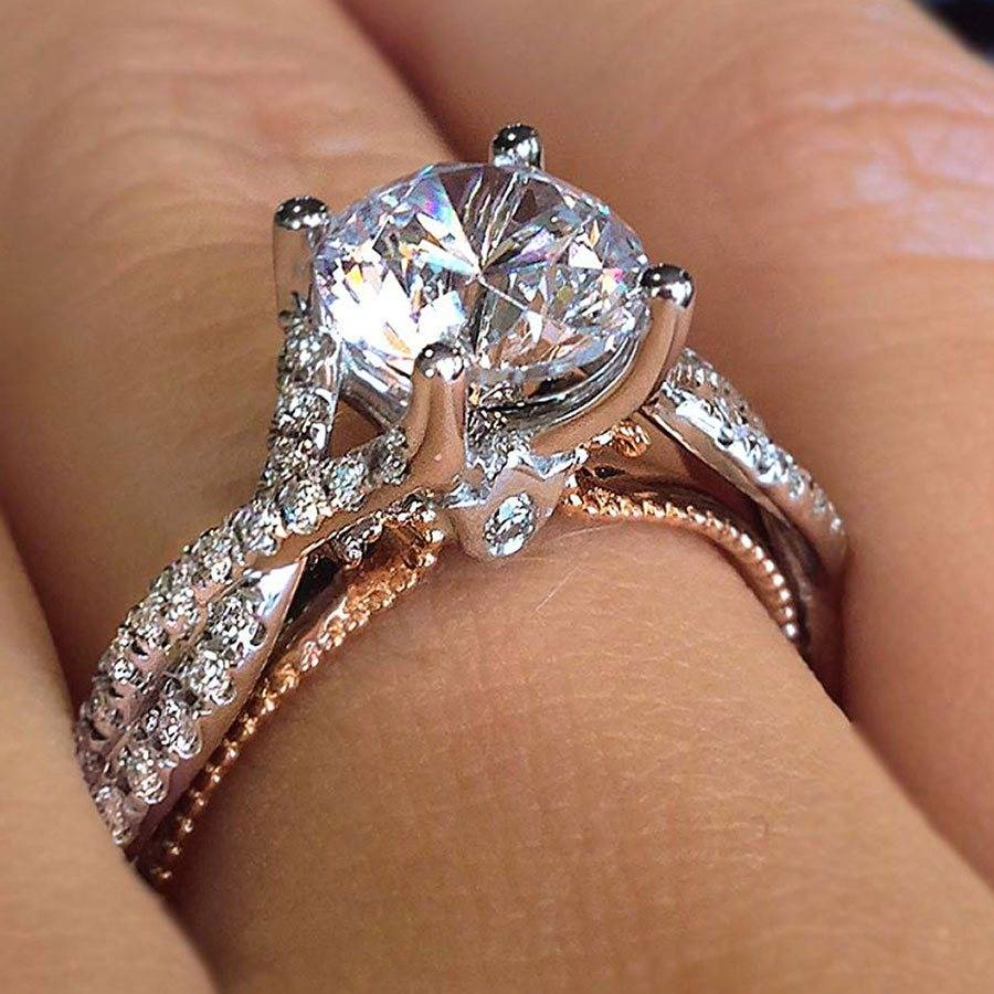 Images Of Engagement Rings: Verragio Rings For Spring