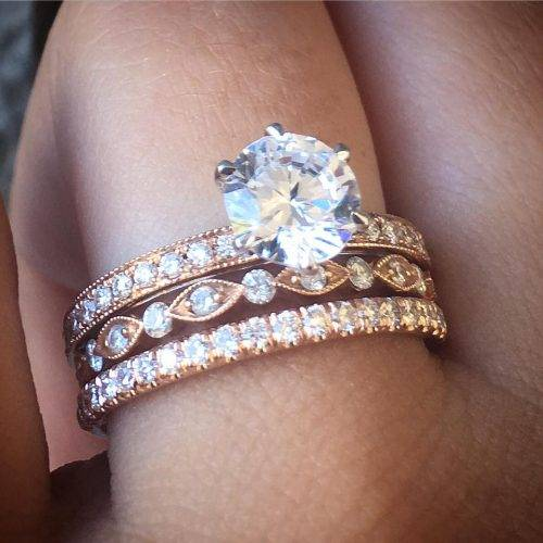 Best Wedding Ring Stack Ideas for Summer
