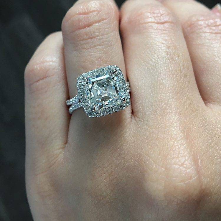 big engagement rings - Big Wedding Ring