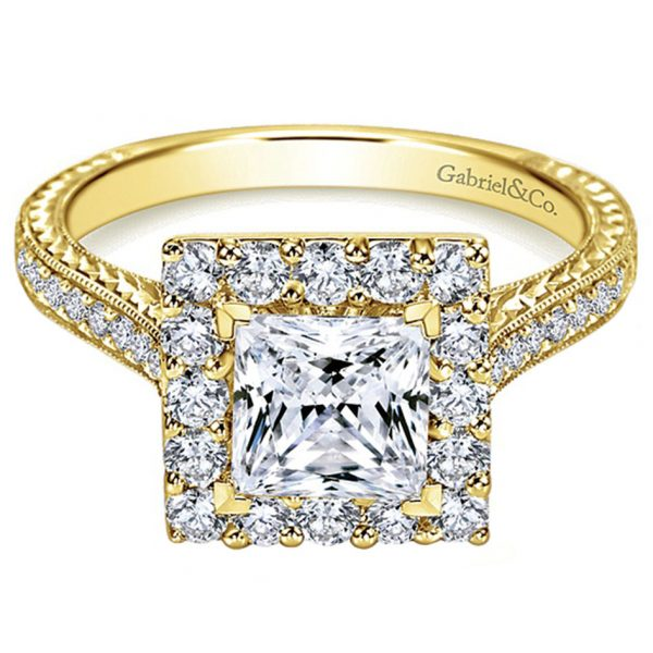 Gabriel & Co. Engagement Ring