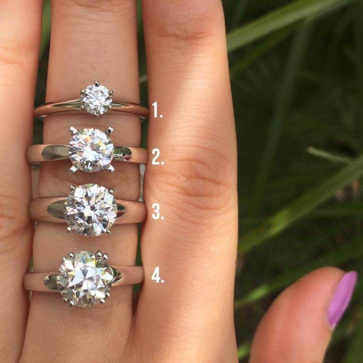 Solitaire Engagement Rings