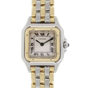 Cartier Panthere Two Tone Ladies Quartz Watch