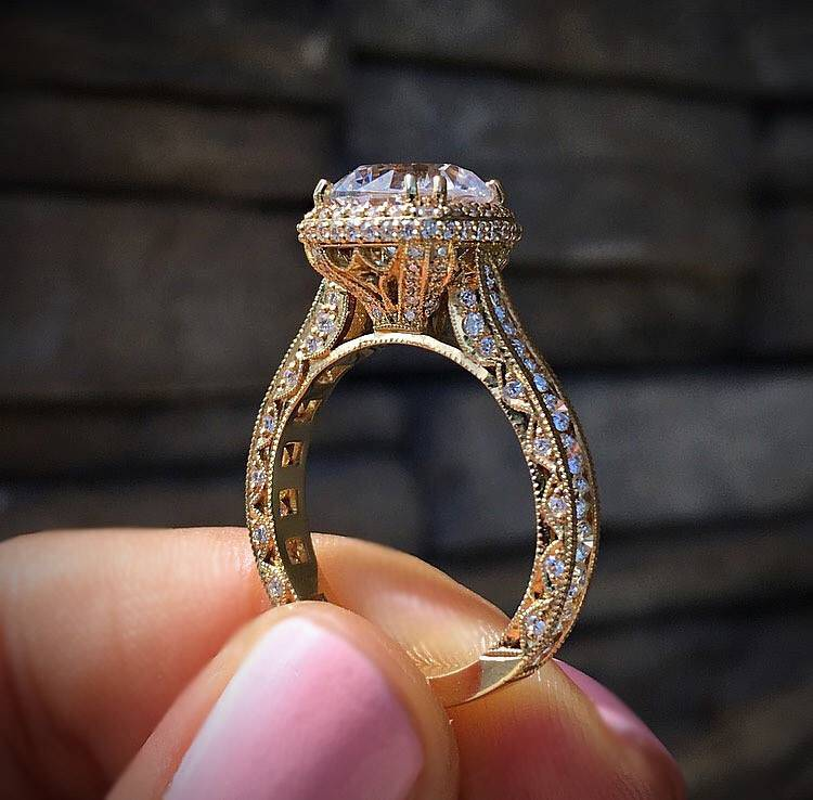 Tacori Engagement Rings: The Details
