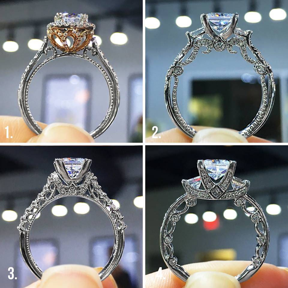 Average Cost Of Engagement Ring: How Does Shape Affect Engagement Ring Cost?