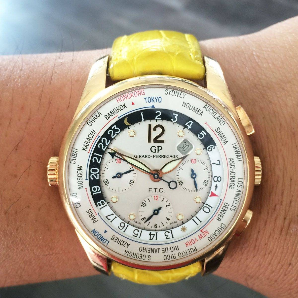 Rose Gold Watches Raymond Lee Jewelers
