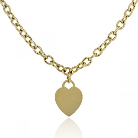 Tiffany and Co. 18k Necklace