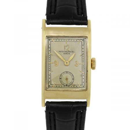 Patek Philippe 18k Yellow Gold Vintage Watch