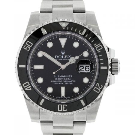 Rolex 116610LN Submariner Black Dial Stainless Steel Watch
