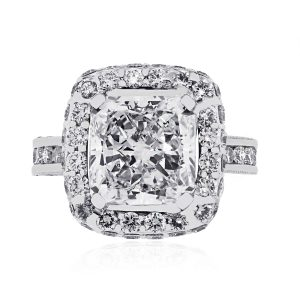 GIA Certified Diamond Ring