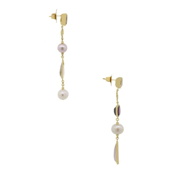 H. Stern earrings