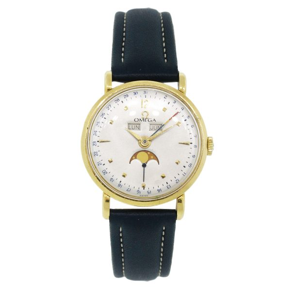 omega moonphase watch
