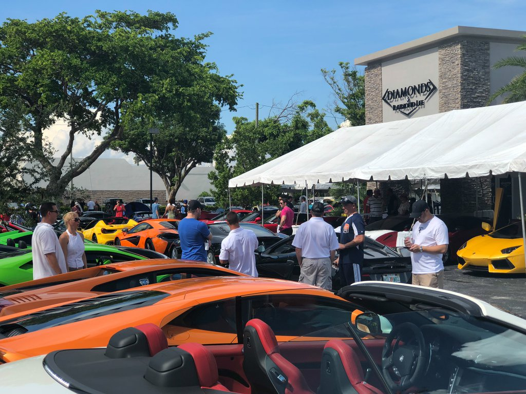 car meet boca raton