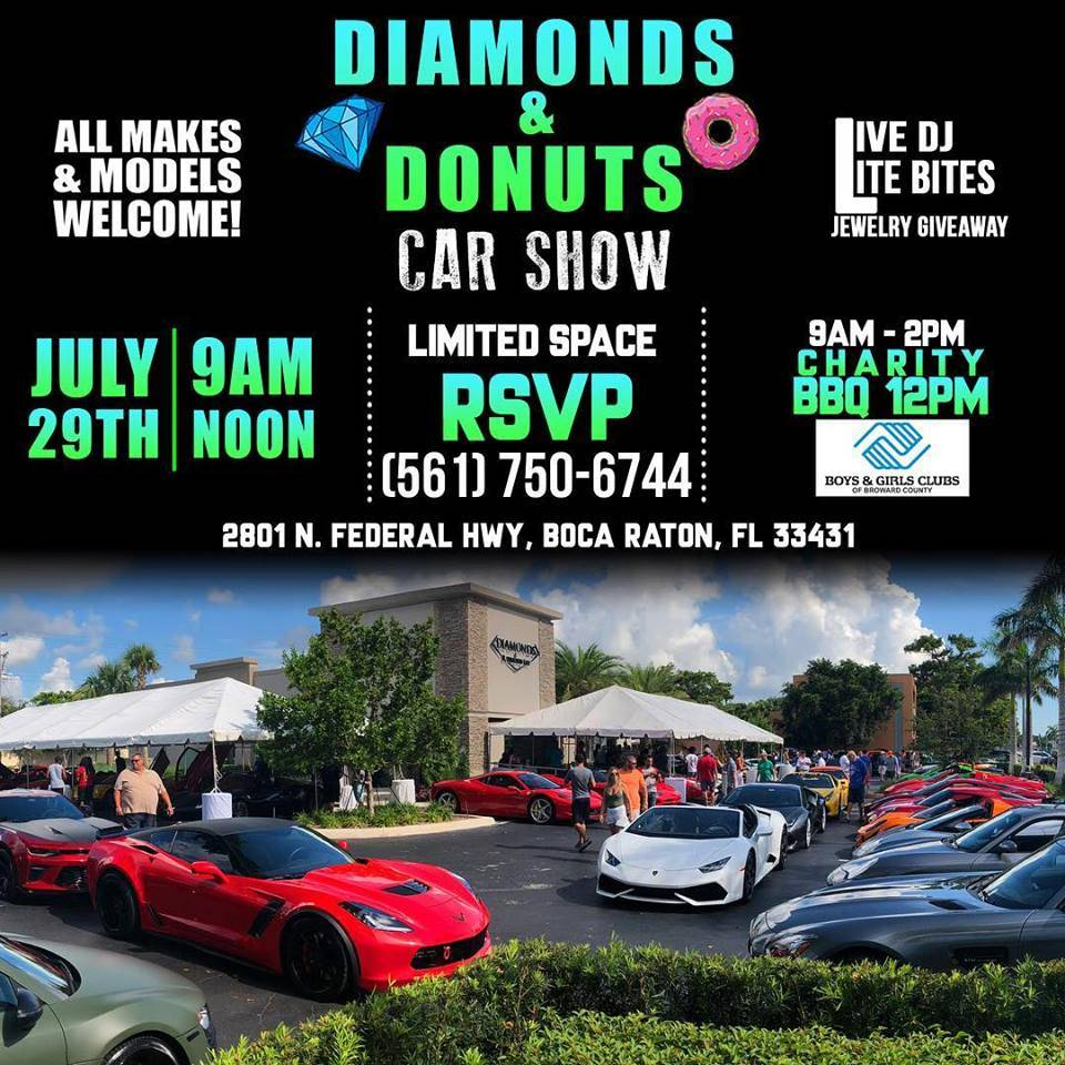 Diamonds and Donuts 2018