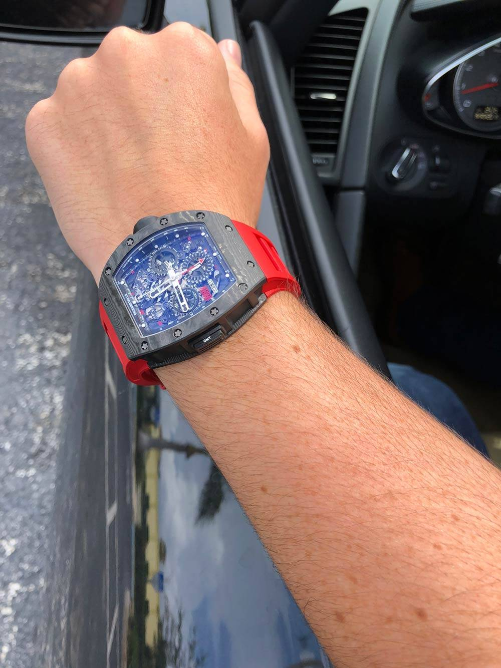 how much is a richard mille watch