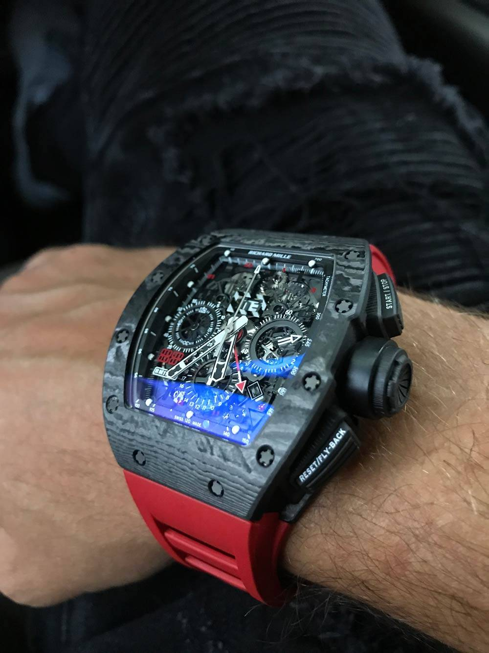 richard mille watch review
