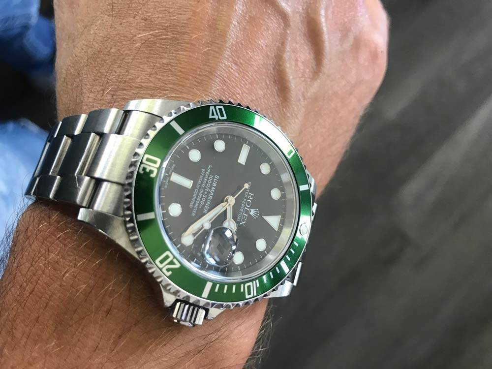 Collector's Review: Rolex Kermit Submariner 50th Anniversary Watch