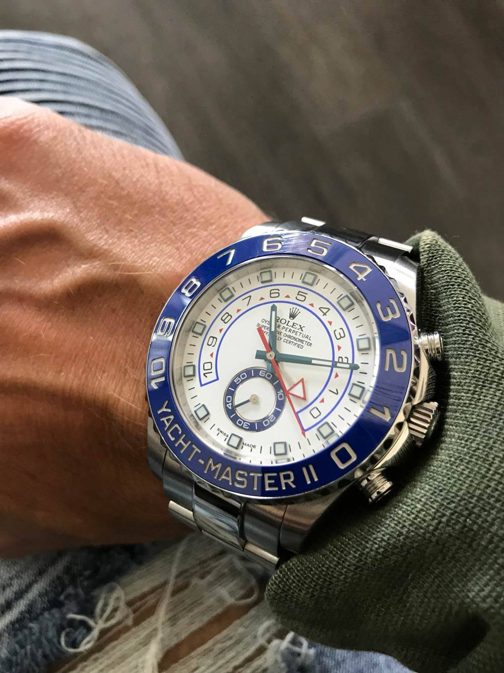 rolex yachtmaster review