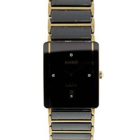 Rado 160.0281.3N DIASTAR Ceramic Midsize Watch