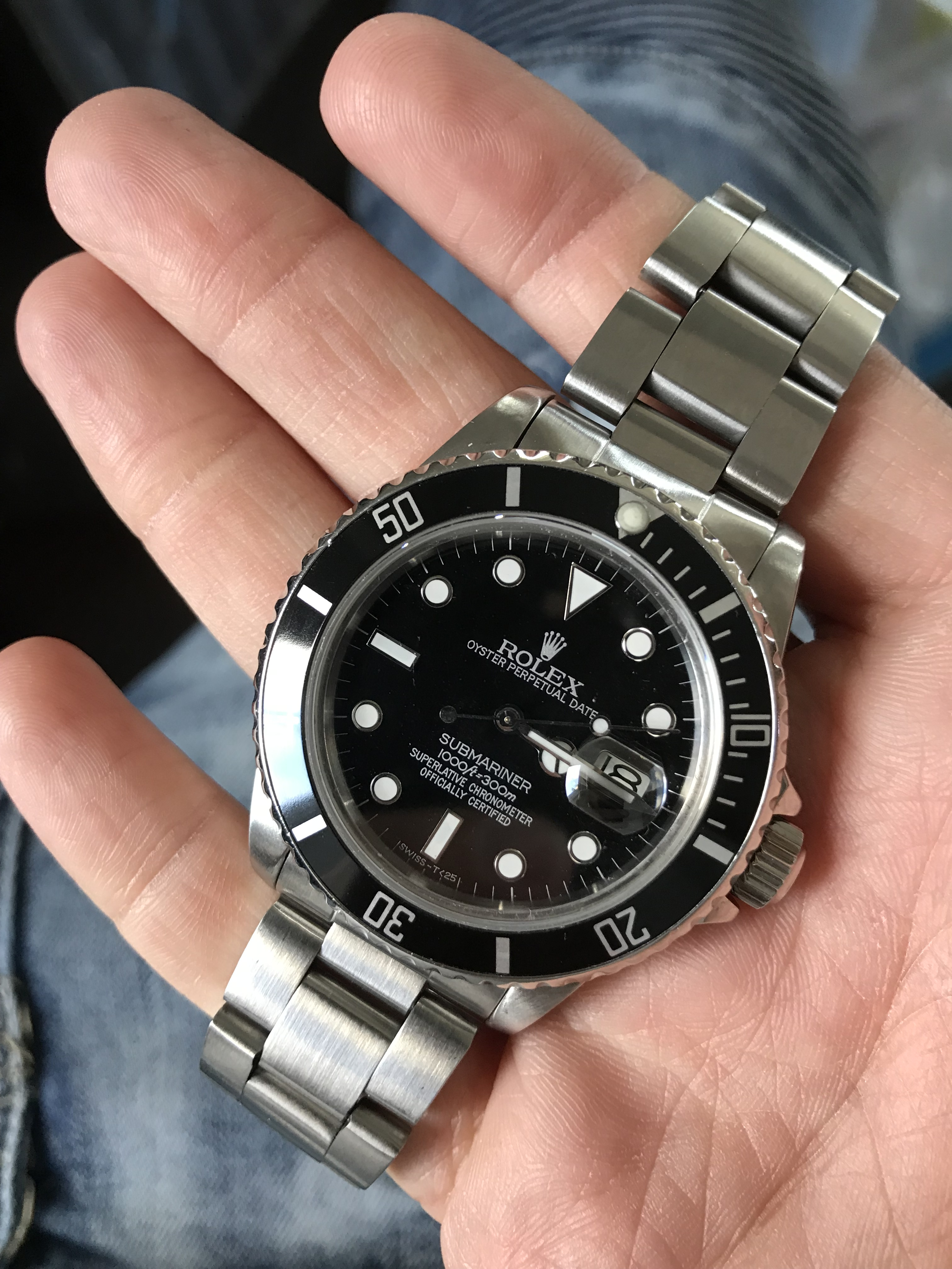 Rolex 16800 Submariner Collectible Watch Review