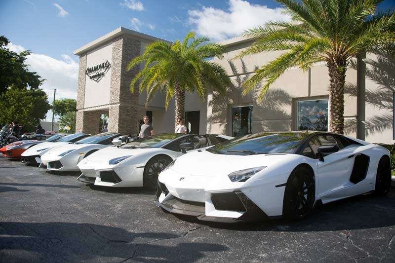 car shows in south florida