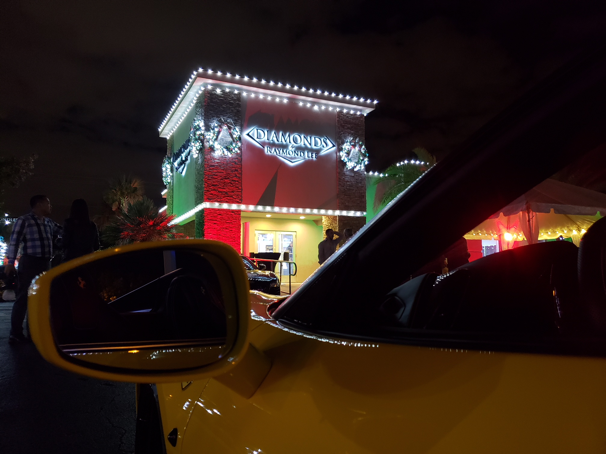 Exotic car society holiday party hosted by diamonds By raymond lee