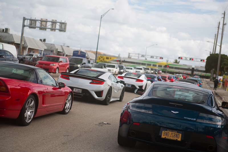 exotic car toy rally
