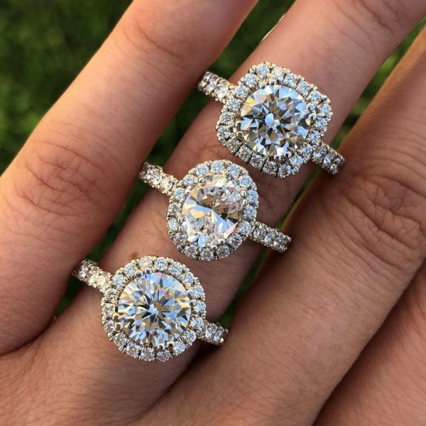 222cda2079c38 Top 10 Verragio Engagement Rings for 2019 - Engagement Ring Trends