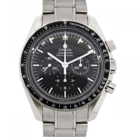 Omega Speedmaster Chronograph Stainless Steel Watch