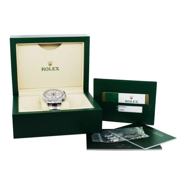 Rolex daytona box and papers