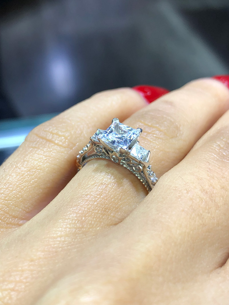 best engagement rings for under 3000