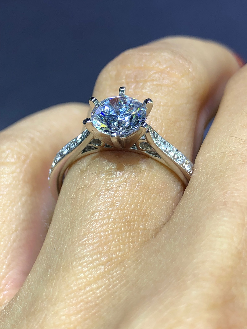 engagement ring budget guide
