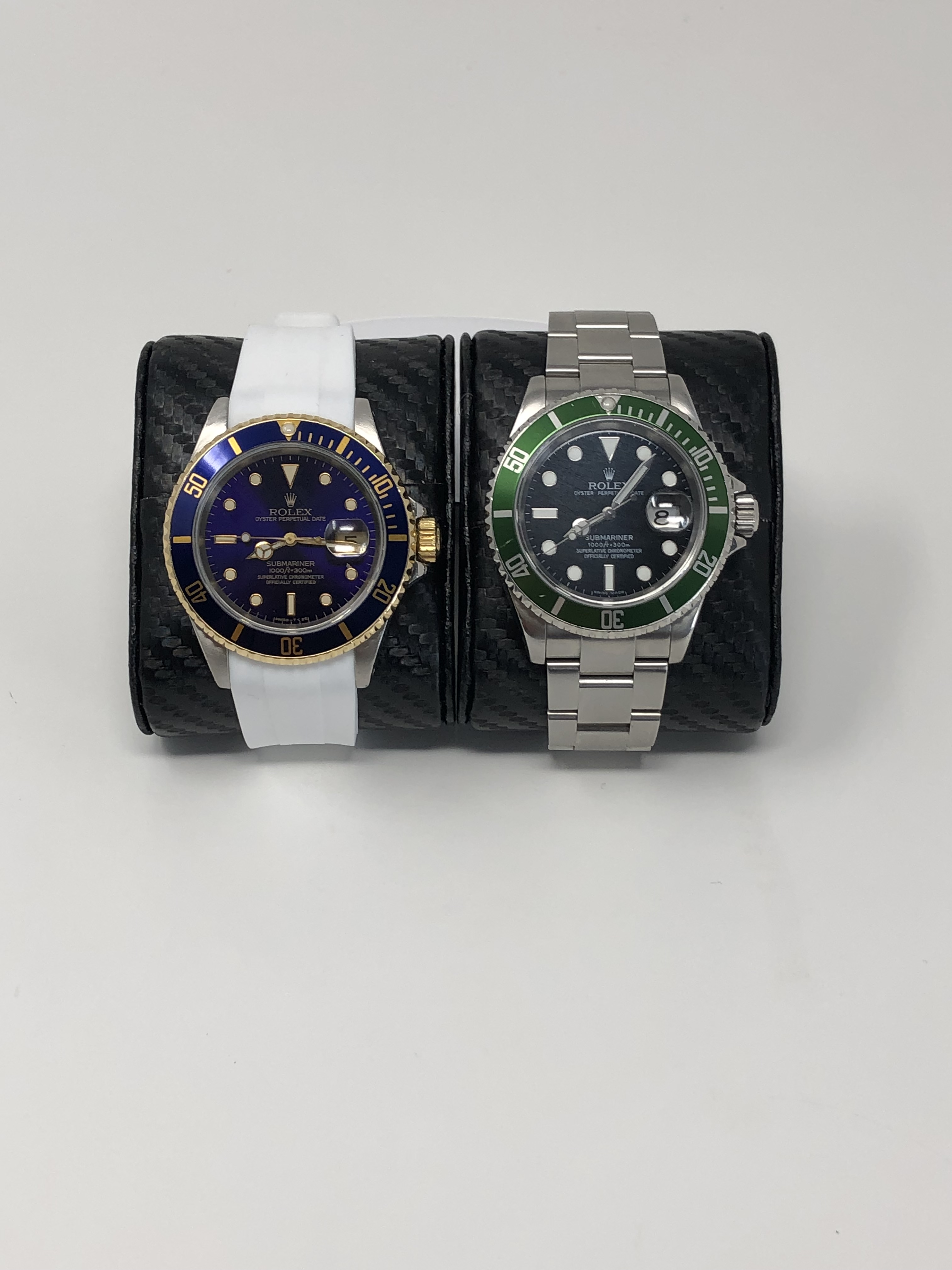 Submariner Rolexes 16613 versus 16610 Special Edition Men's Watches