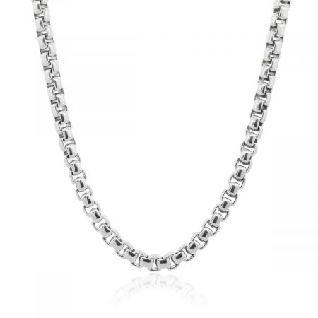 """David Yurman Sterling Silver 22"""" Extra Large Chain Necklace"""