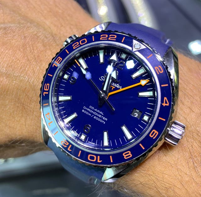 Omega Seamaster Planet Ocean goodplanet Review