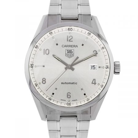 Tag Heuer WV211A Carrera Stainless Steel Automatic Watch