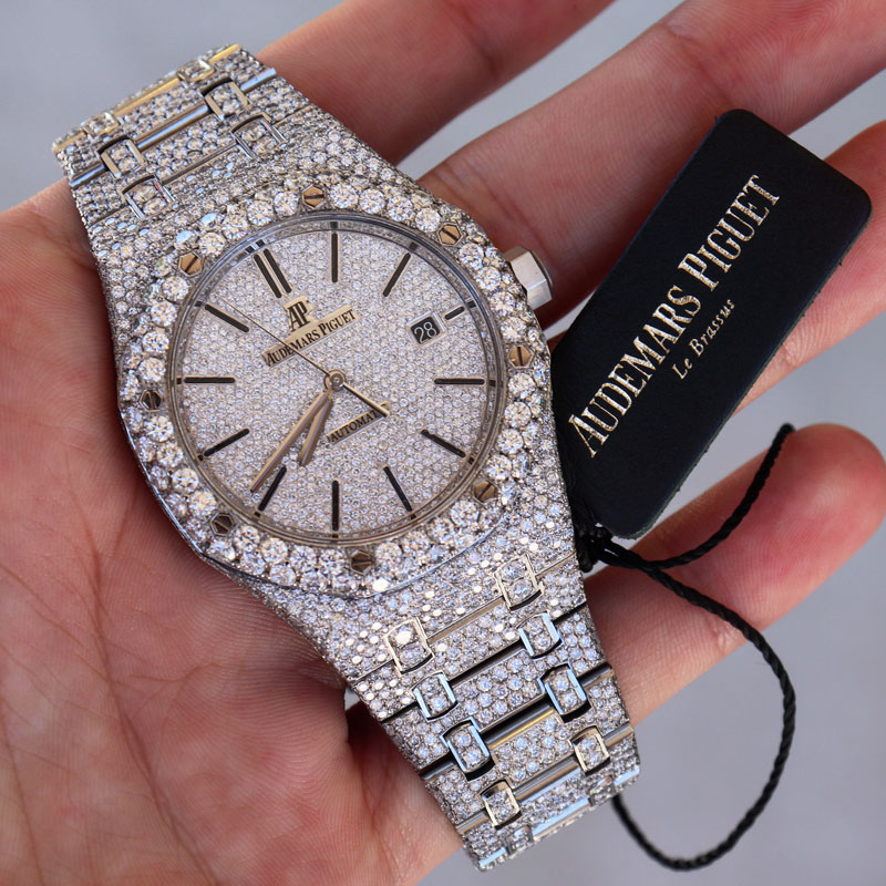 iced out royal oak