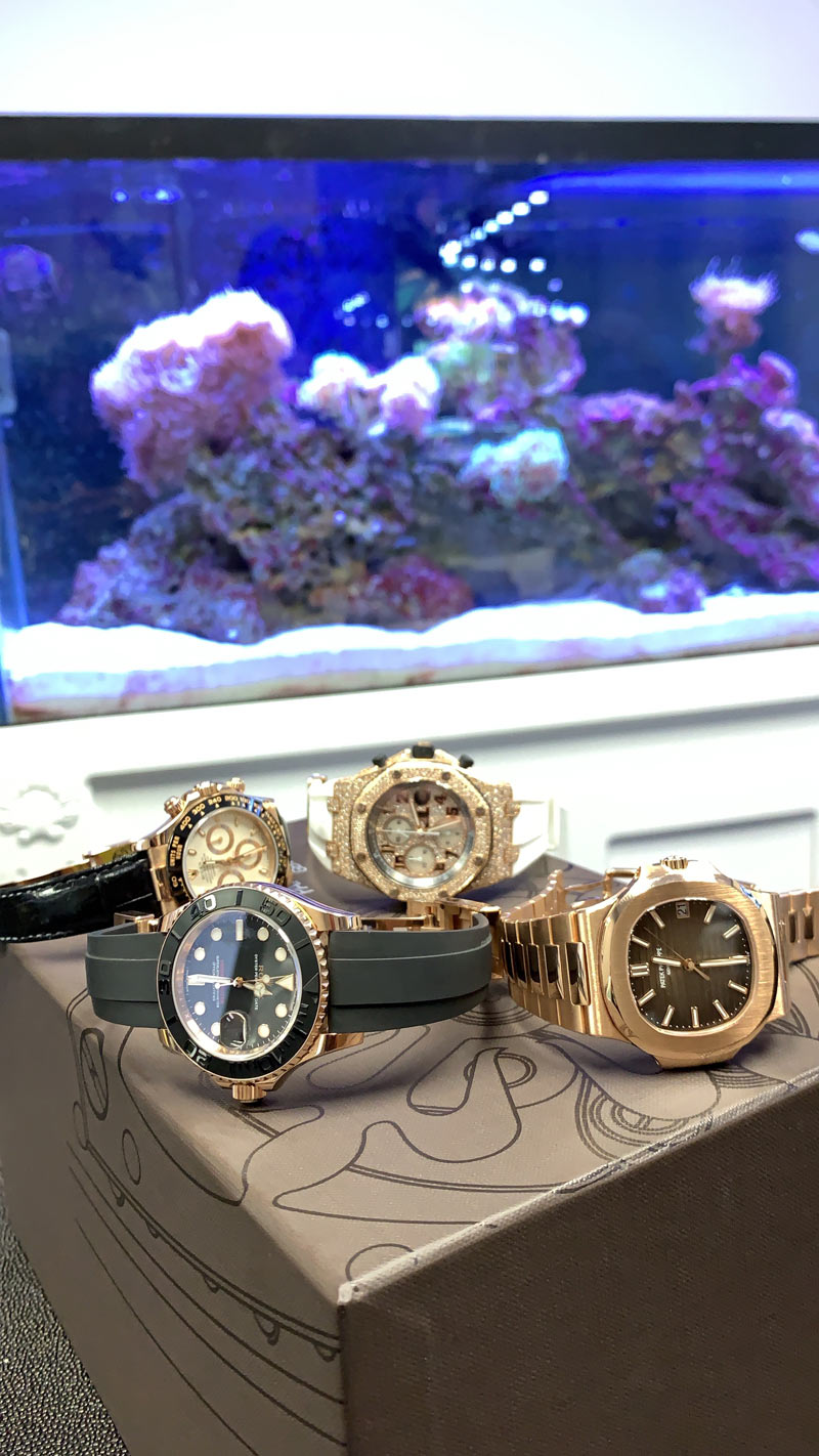 best rose gold watches