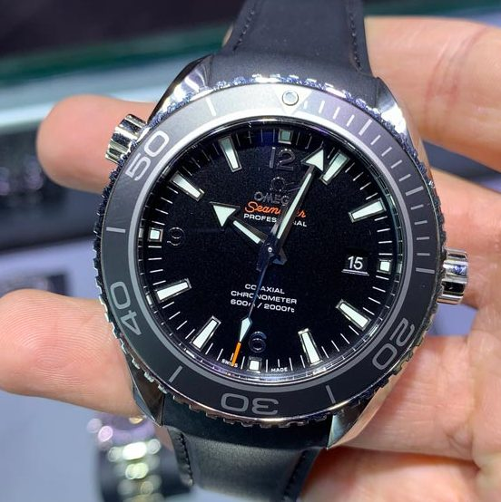 omega seamaster review