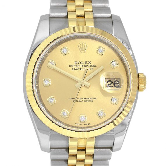 36mm datejust for women