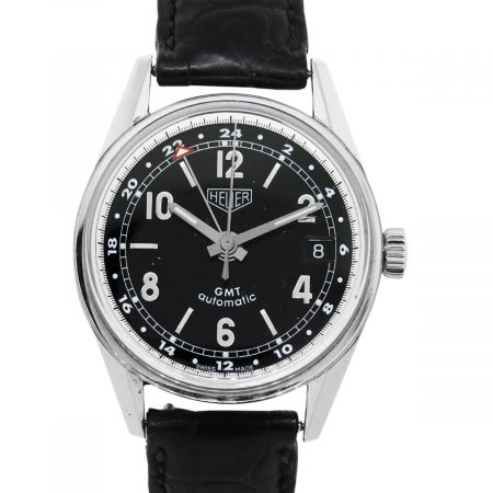 Heuer WS2113 Carrera GMT 1964 Re-Edition Automatic Watch