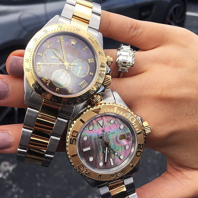 can a woman wear a 40mm watch