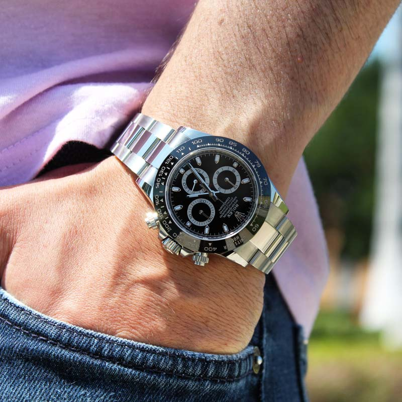 why is the waiting list for a rolex daytona so long