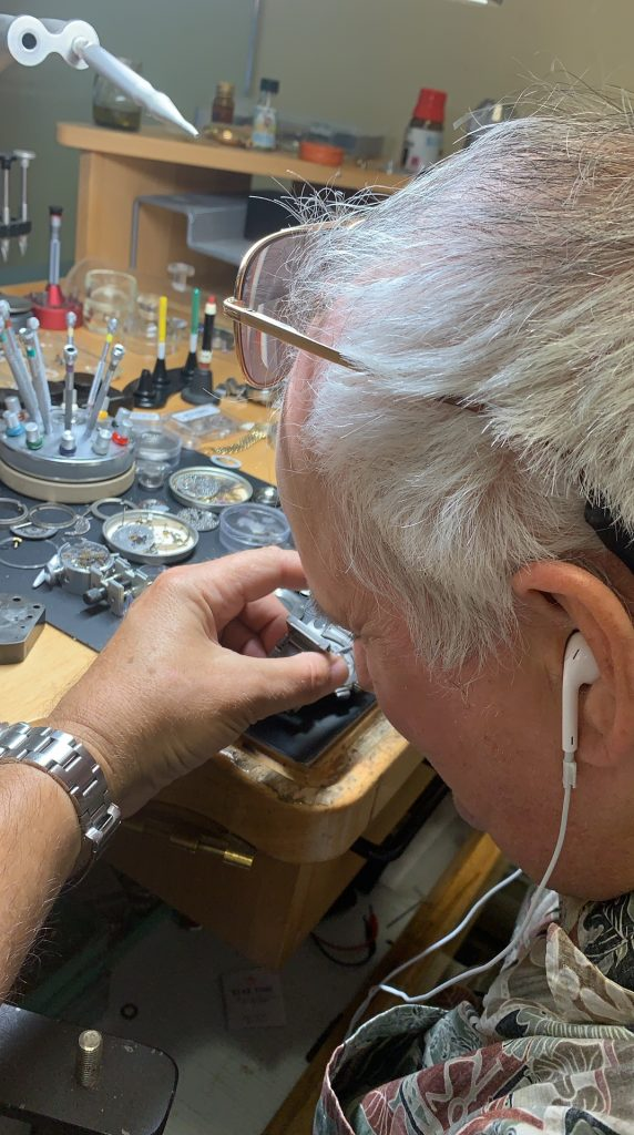 watch repairs from across the country