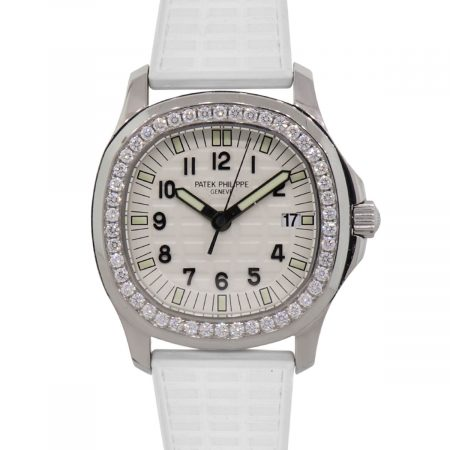 Patek Philippe 5067A-001 Aquanaut Luce Diamond Bezel Ladies Watch