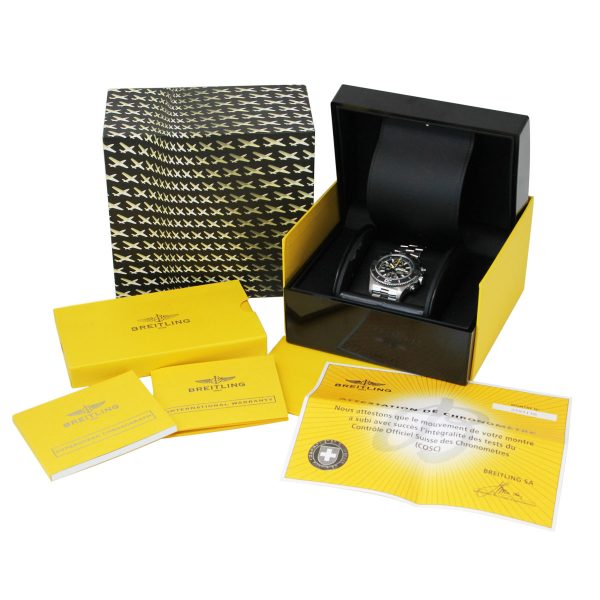 breitling complete pre owned boca raton