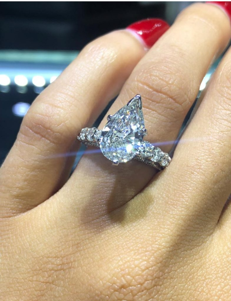 latest engagement ring trends