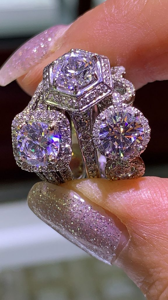 most popular engagement ring cut